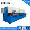 Preiswerte Preis ISO-Bescheinigung-gute Qualität QC12k der hydraulischen scherenden Maschine