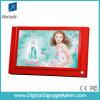 7 Zoll Mini-LCD-Anzeige Positions-Video-Player LCD, der Anzeige annonciert