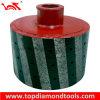 Заполнить полимера металлического Бонд нулевой терпимости колеса