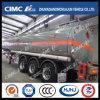Cimc Huajun 3axle 45000 Liters Gasoline Tanker