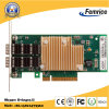 SFP+ Transceivers와 LC Fiber Server Network Interface Card