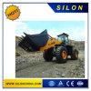 Lader fL956f-Ii van het Wiel van Lovol van Foton (5 ton)