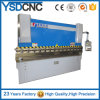 Wc67 máquina de dobra da máquina/placa de dobra da imprensa da imprensa hidráulica Brake/CNC, China