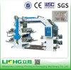 Высокоскоростной пластичный принтер Flexo мешка тенниски супермаркета Ytb-4600