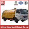 GLS motor diesel de camiones de limpieza de alta presión
