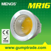 Mengs® MR16 3W LED Spotlight met Warranty van Ce RoHS COB 2 Years (110180008)