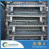 Estante plegable del almacenaje del almacenaje resistente para el almacén