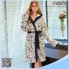 中国の工場卸売OEMの顧客の女性の綿の浴衣