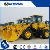 安い価格海外サービスの5トンの車輪のローダーZl50gn