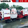 4.0Kg/S de la capacité d'alimentation 4LZ-4.0e machine de la récolteuse de soja