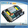 Peças do gerador do AVR do regulador de tensão Uvr6 automática