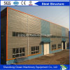 Taller de acero del edificio prefabricado de la estructura de acero del bajo costo para el arreglo para requisitos particulares