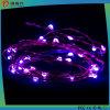Luz da corda do fio de cobre do diodo emissor de luz com bloco de 3AA Batteires