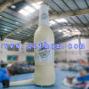 Flaschen-Getränk-aufblasbares Modell für das Bekanntmachen/riesige aufblasbare Bierflasche