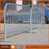 Metal extraíble barreras carretera malla cerco