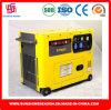 генератор энергии 5kw с тепловозным молчком типом SD6700t