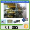 SGS keurde de Volledige Automatische die Lopende band van de Zak van het Document In China wordt gemaakt goed