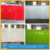 高品質の純粋なカラーか輝きの人工的な水晶石の平板または水晶生産者