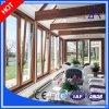 Puder-Beschichtung-Aluminium-/Aluminiumtür und Fenster