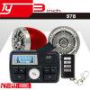 jugador de MP3 impermeable de la radio de la descarga gratuita de las canciones de Bangla del amplificador 12V para la motocicleta