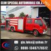Isuzu 3000liter/3cbm de Vrachtwagen van de Brandbestrijding van de Tank van het Water