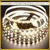 24VDC de entrada blanco cálido flexible Franja de luz LED