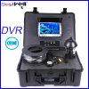 7'' на экране цифрового видеорегистратора 360 градусов подводной камеры 7C