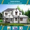 Hogares concretos prefabricados modernos baratos del chalet para la venta