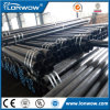 Tubo de acero negro de Q195/235/345 ERW para la transmisión del agua
