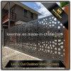 정원 담을%s 주문을 받아서 만들어진 Laser에 의하여 잘리는 옥외 금속 장 스크린 위원회