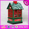 2015 лошади конструкции деревянная коробка нот для малышей, самая лучшая коробка нот W07b023A конструкции подарка рождества комнаты птицы качества 2color деревянная