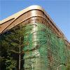 Strato di alluminio di alluminio del comitato di sembrare di legno del Facciata-Sistema/