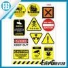 De aangepaste Stickers van Waarschuwingsseinen voor Verkoop