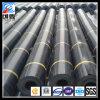 HDPE blanco Geomembrane del negro de la alta calidad de 0.75m m con la ISO