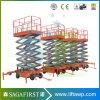 De hoge Liften van het Platform van het Werk van de Lift Elektrische Mobiele Lucht