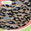 ткань шнурка хлопка 150cm африканская черная для платья женщин