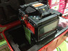 Chinesische Filmklebepresse Dvp 740 optisches Schmelzverfahrens-verbindene Maschine