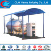 ISO Standard Skid Mounted Filling Station Export to Angola