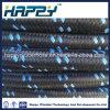 SAE100 R5/fio trançado recobertos de têxteis de borracha de Alta Pressão