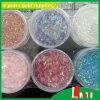 Nouveau Type Green Glitter Powder pour Fabric