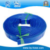 Pipe flexible de PVC d'irrigation enduite en plastique de ferme de Bayu