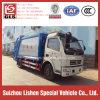 Abfall-Komprimierung-Förderwagen Dongfeng DFAC VIP Lieferanten-Verdichtungsgerät-Abfall-Förderwagen-Abfall-Ansammlungs-Träger