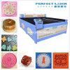 Plástico / Acrílico / Madeira / MDF CO2 CNC Laser Cutting Machine Corte CNC Laser