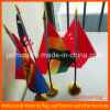 Напечатанный цифров малый флаг стола национального флага