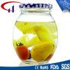 Venda a quente 930ml jarro de vidro de qualidade alimentar (CHJ8261)