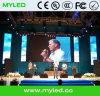 Exposition de location d'intérieur TV d'étape d'écran de SMD RVB