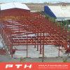 Almacén de varios pisos de la estructura de acero del diseño profesional