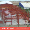 Estructura de acero de varios pisos de diseño profesional Almacén