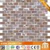 Mosaico delle coperture della perla e vetro, pietra per il bordo della parete (M853001)