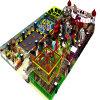 Новейшие разработки коммерческого мягкий крытый игровая площадка для детей